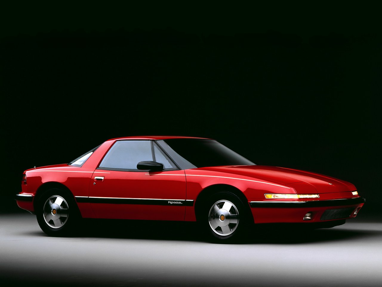 buick reatta images #9