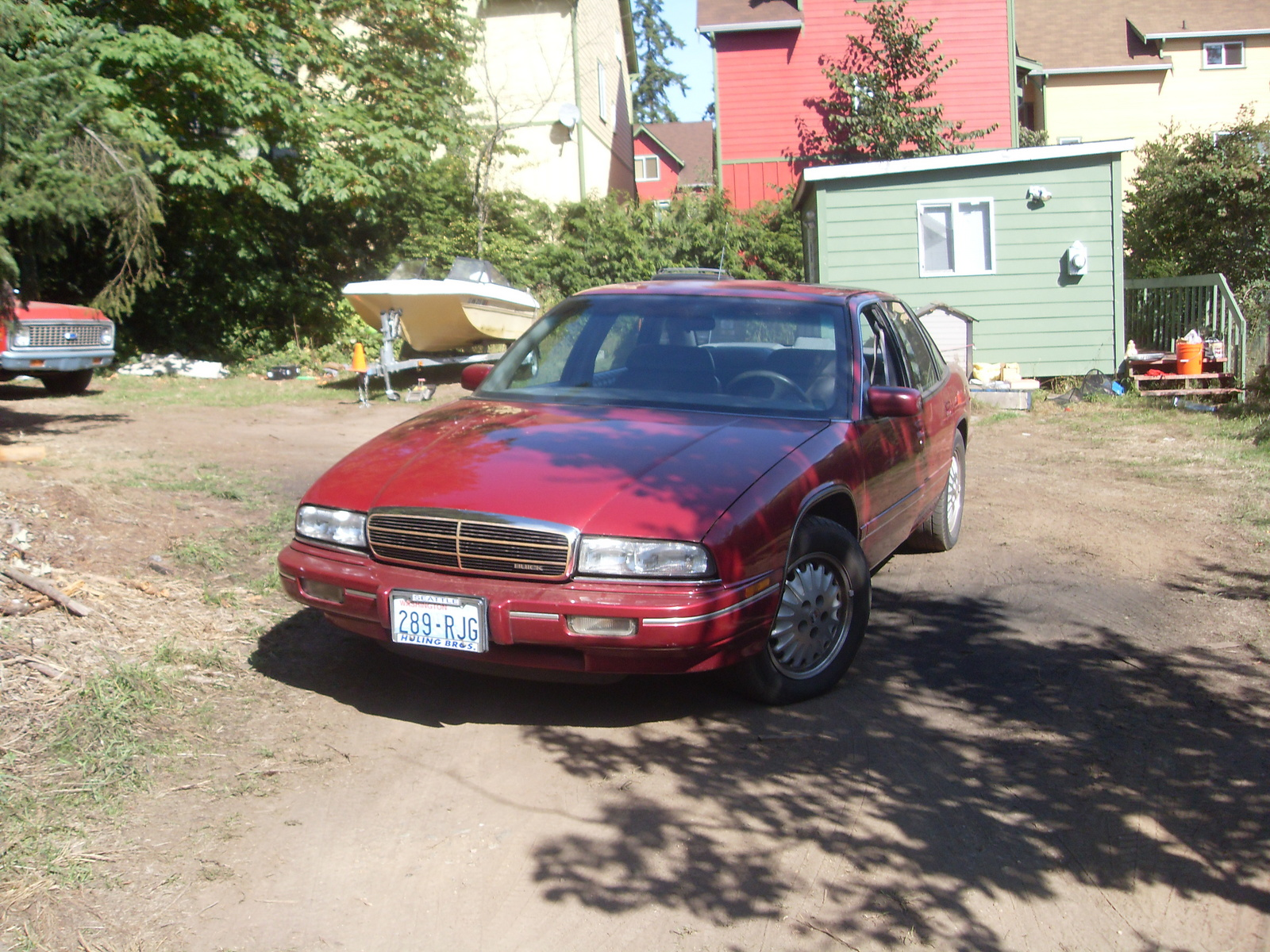 buick regal 1993 models