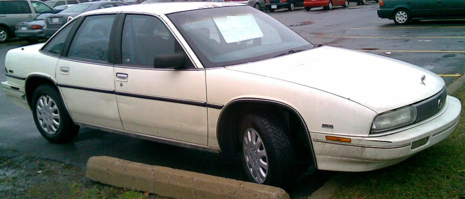buick regal 1993 pictures