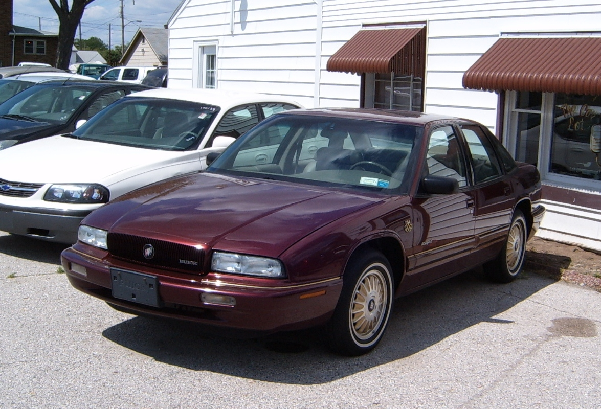 buick regal 1996 images