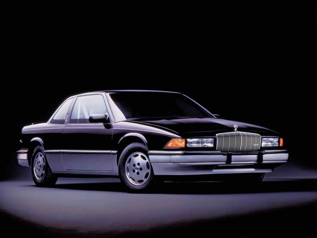 1990 Buick Regal Coupe Pictures Information And Specs