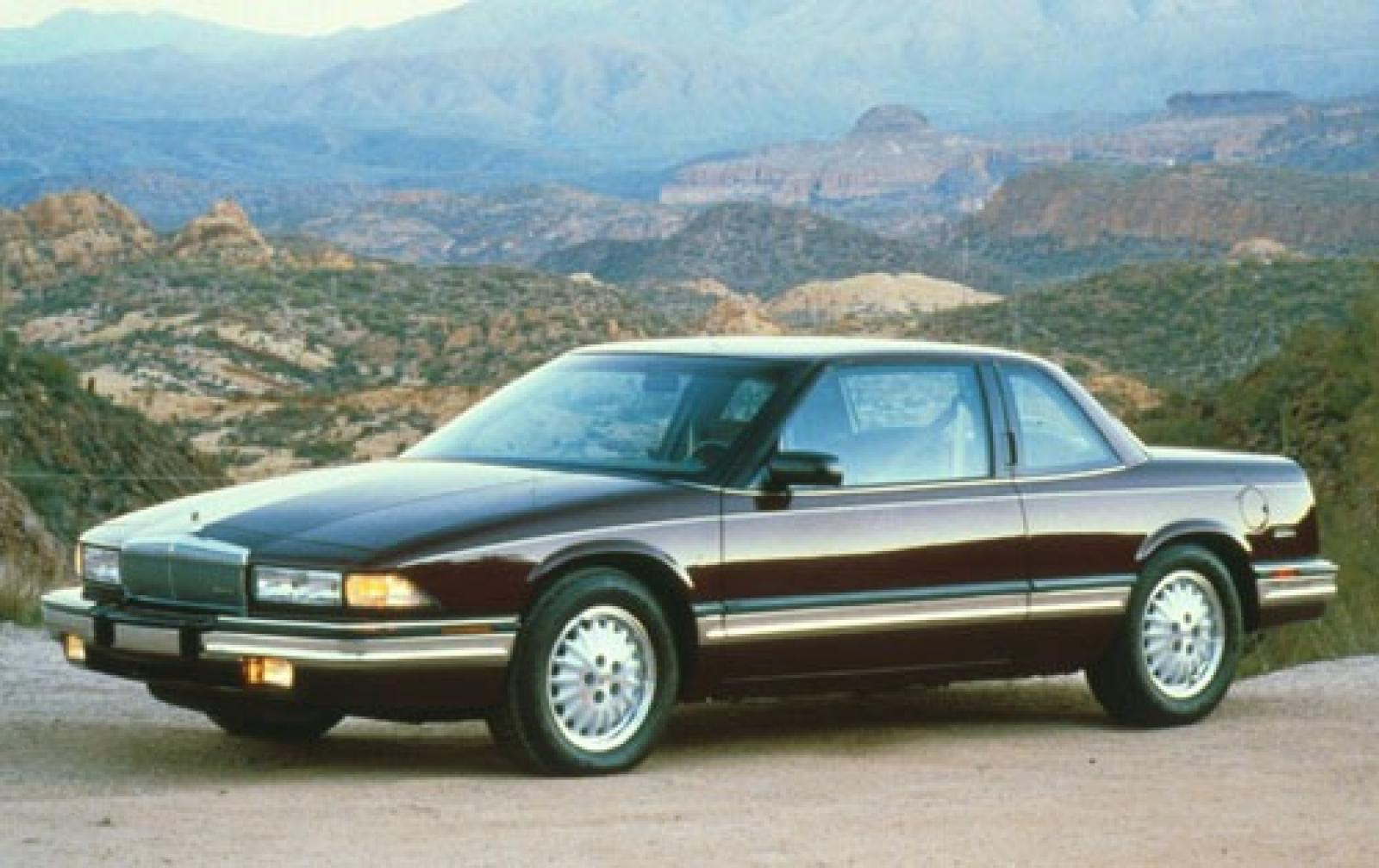 buick regal coupe 1992 models