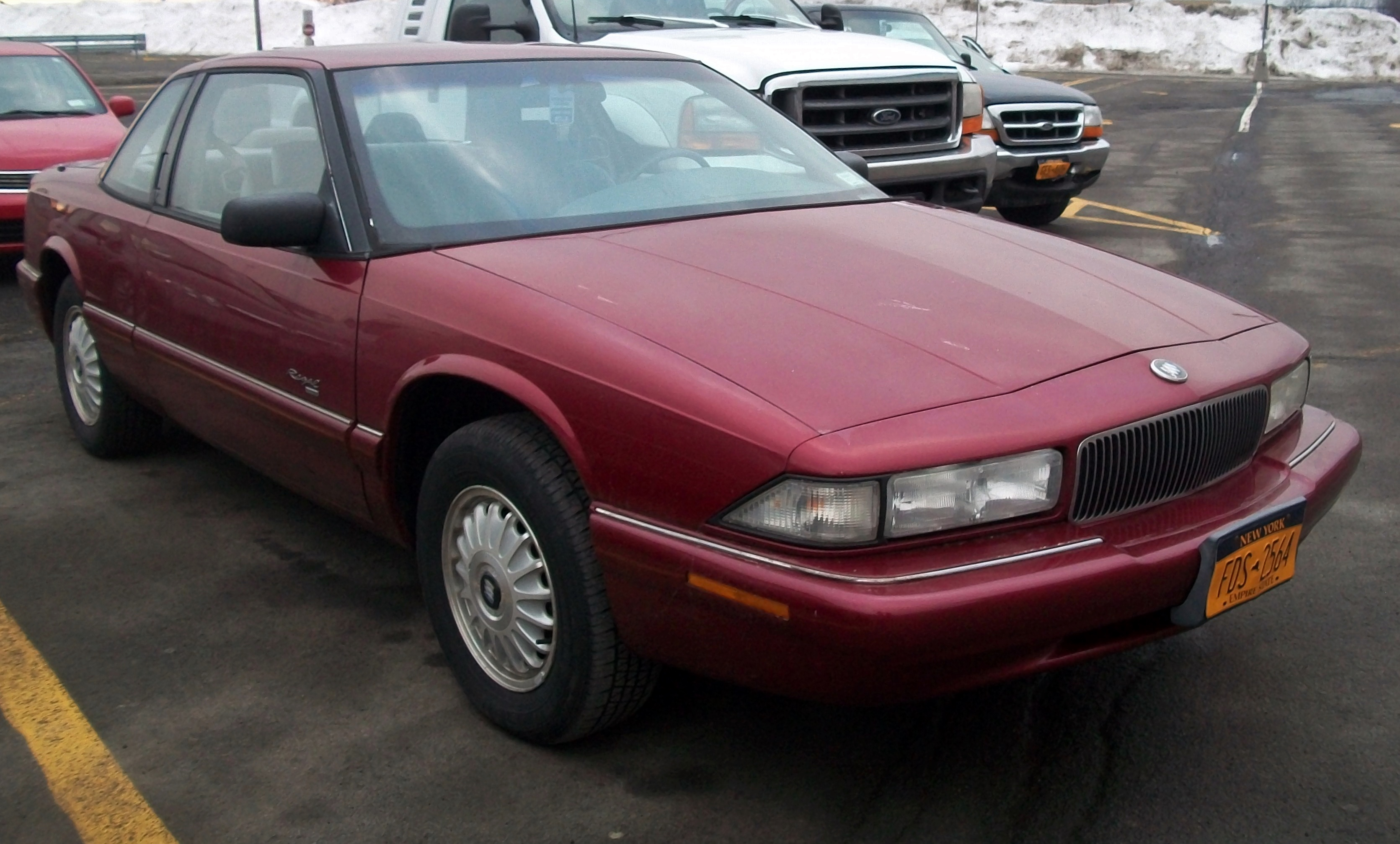 buick regal coupe 1994