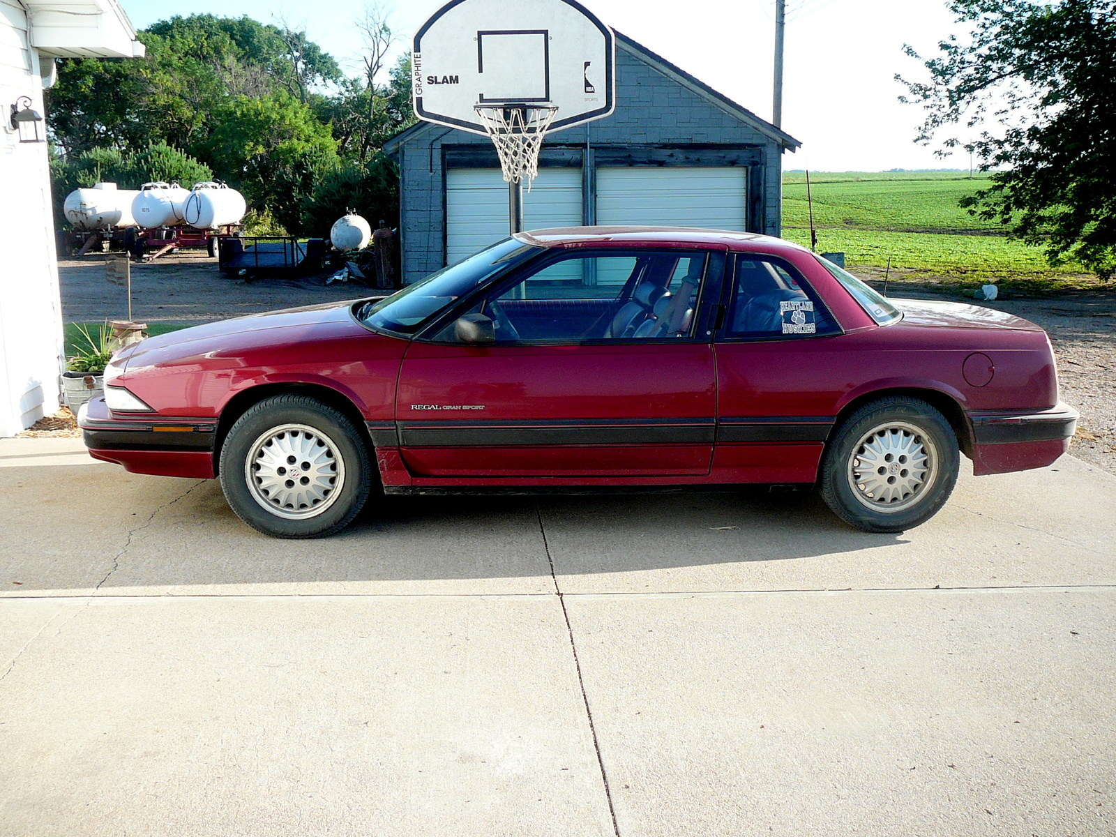 buick regal coupe 1994 images