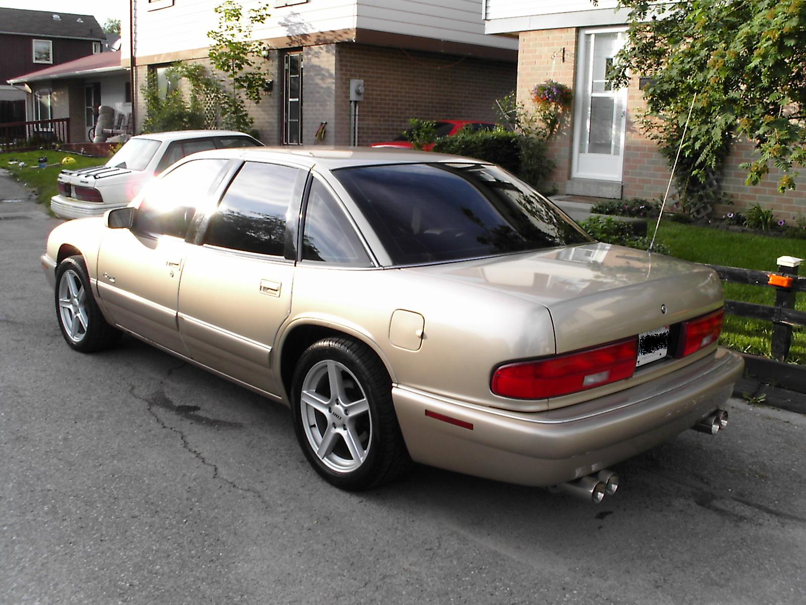 buick regal coupe 1994 pics