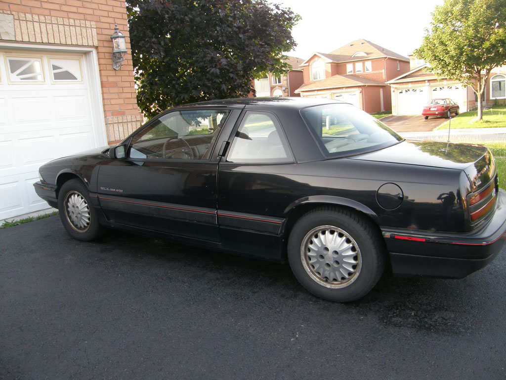 buick regal coupe 1994 pictures