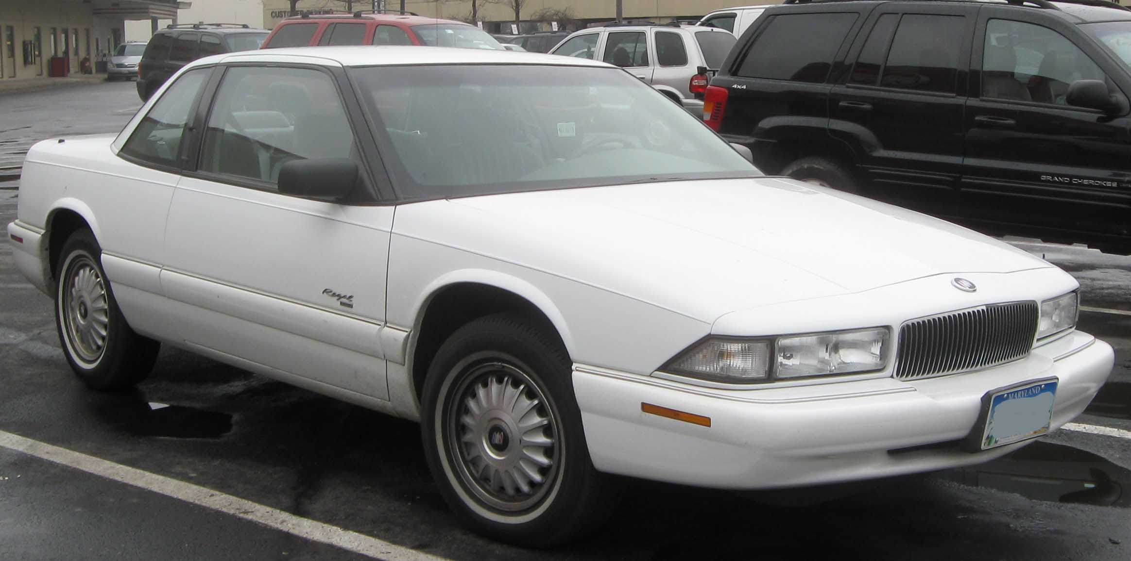 1994 buick regal coupe \u2013 pictures, information and specs auto American Sports Cars 1994
