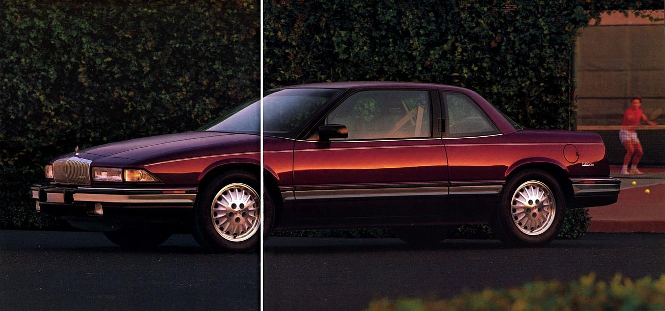 buick regal coupe 1994 wallpaper