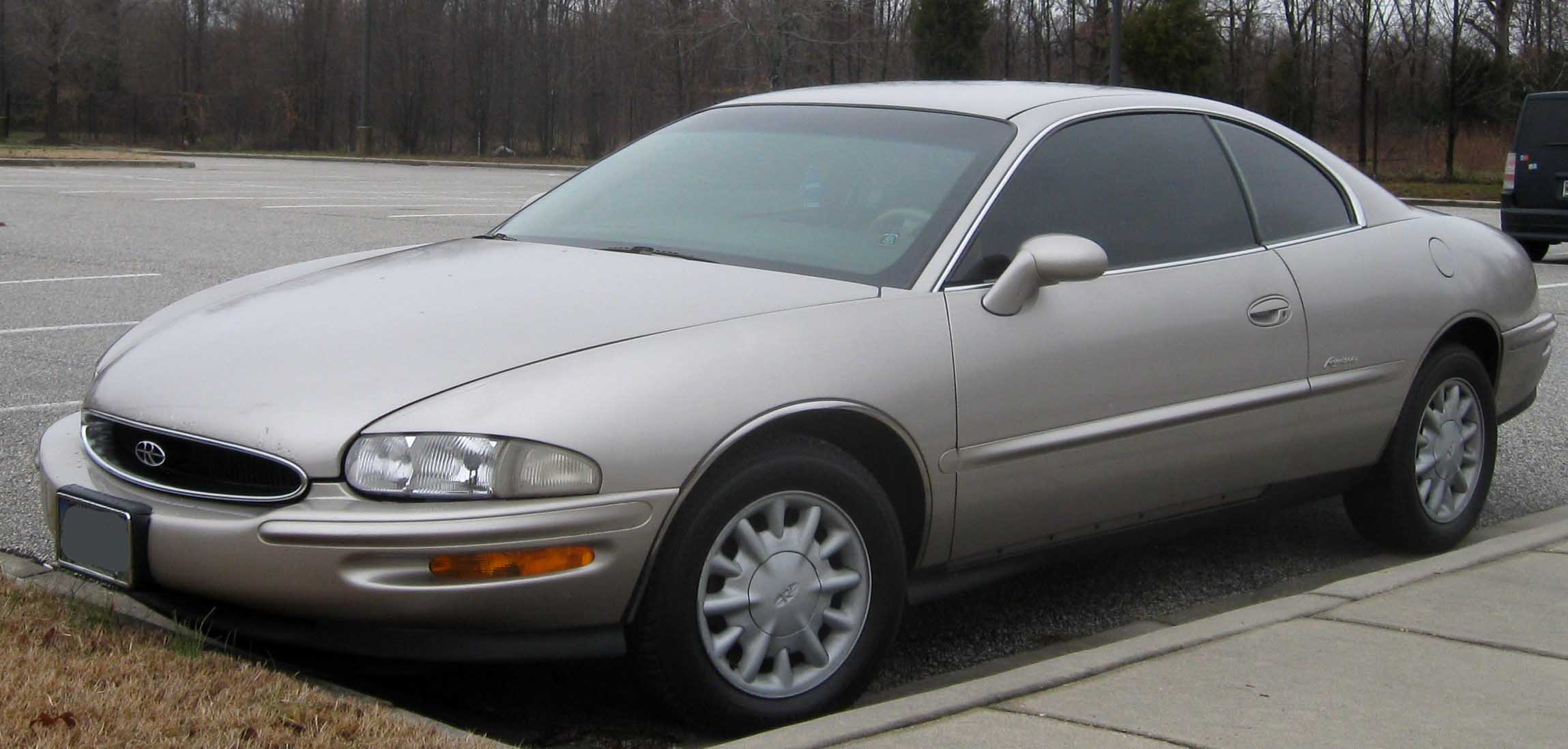 buick regal coupe 1995 images