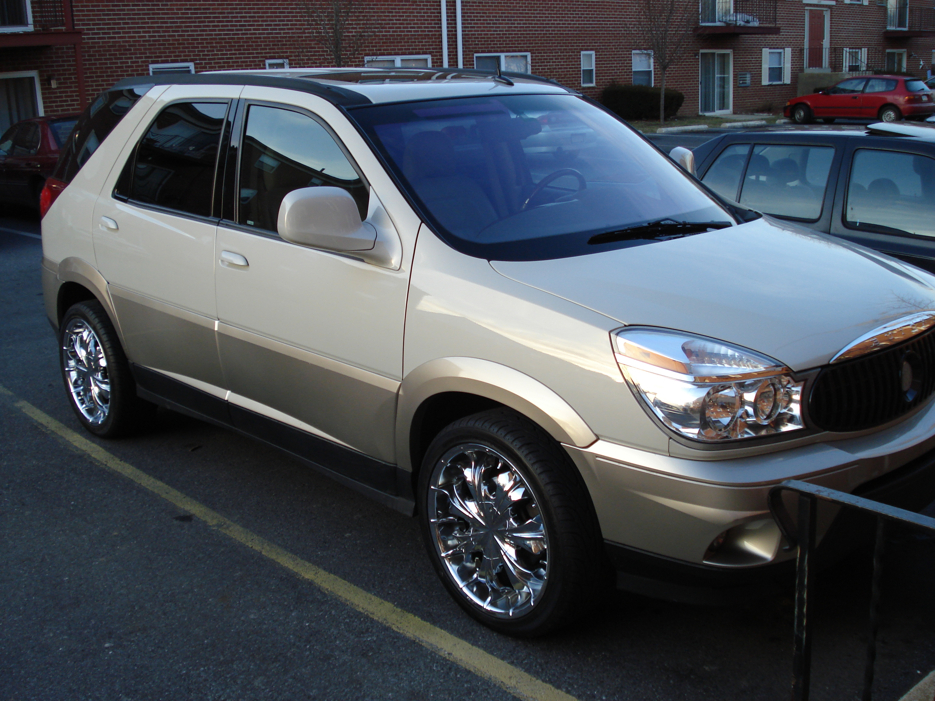 buick rendezvous 2002 pics auto. Cars Review. Best American Auto & Cars Review