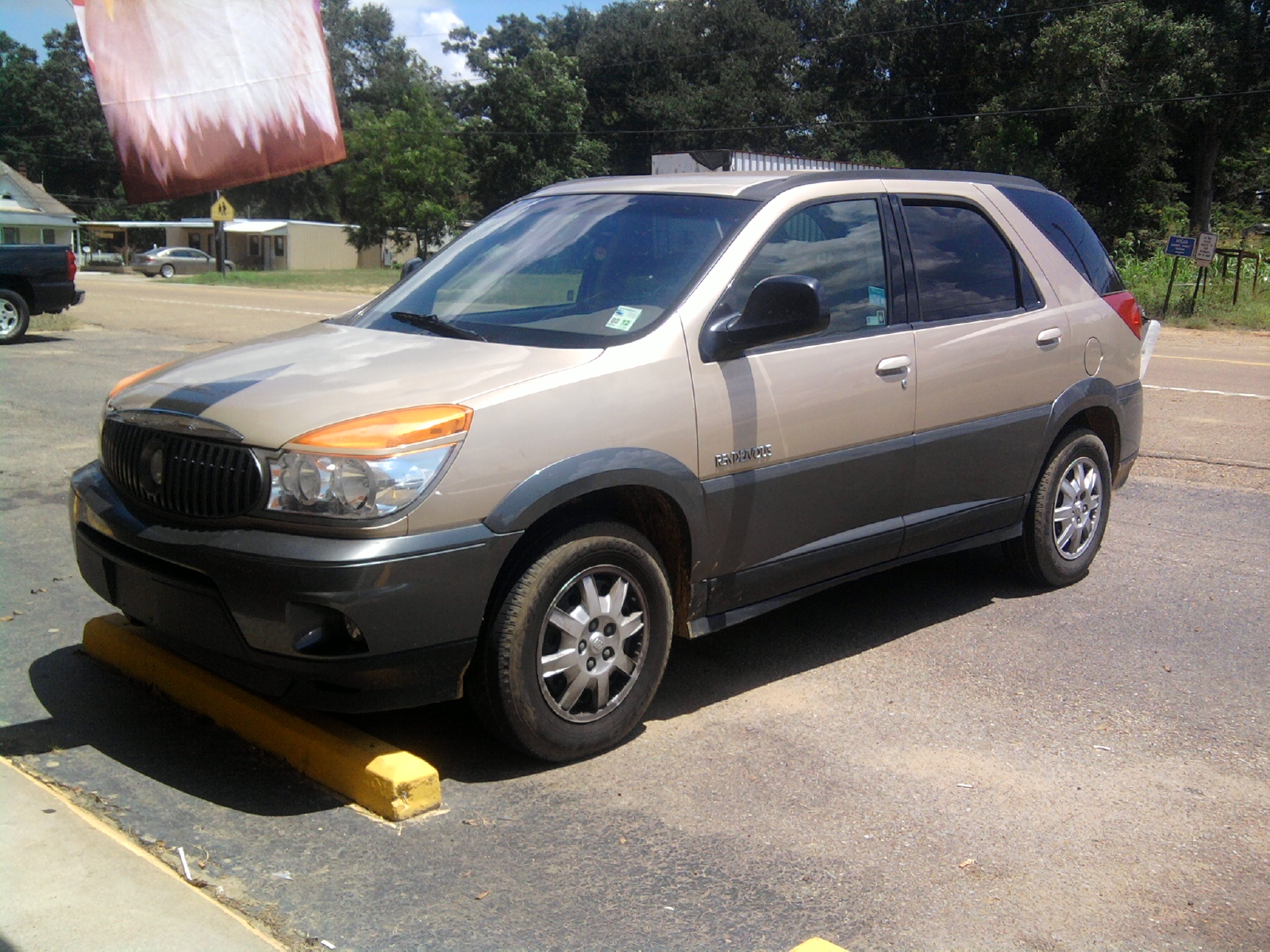 2004 buick rendezvous pictures information and specs. Cars Review. Best American Auto & Cars Review