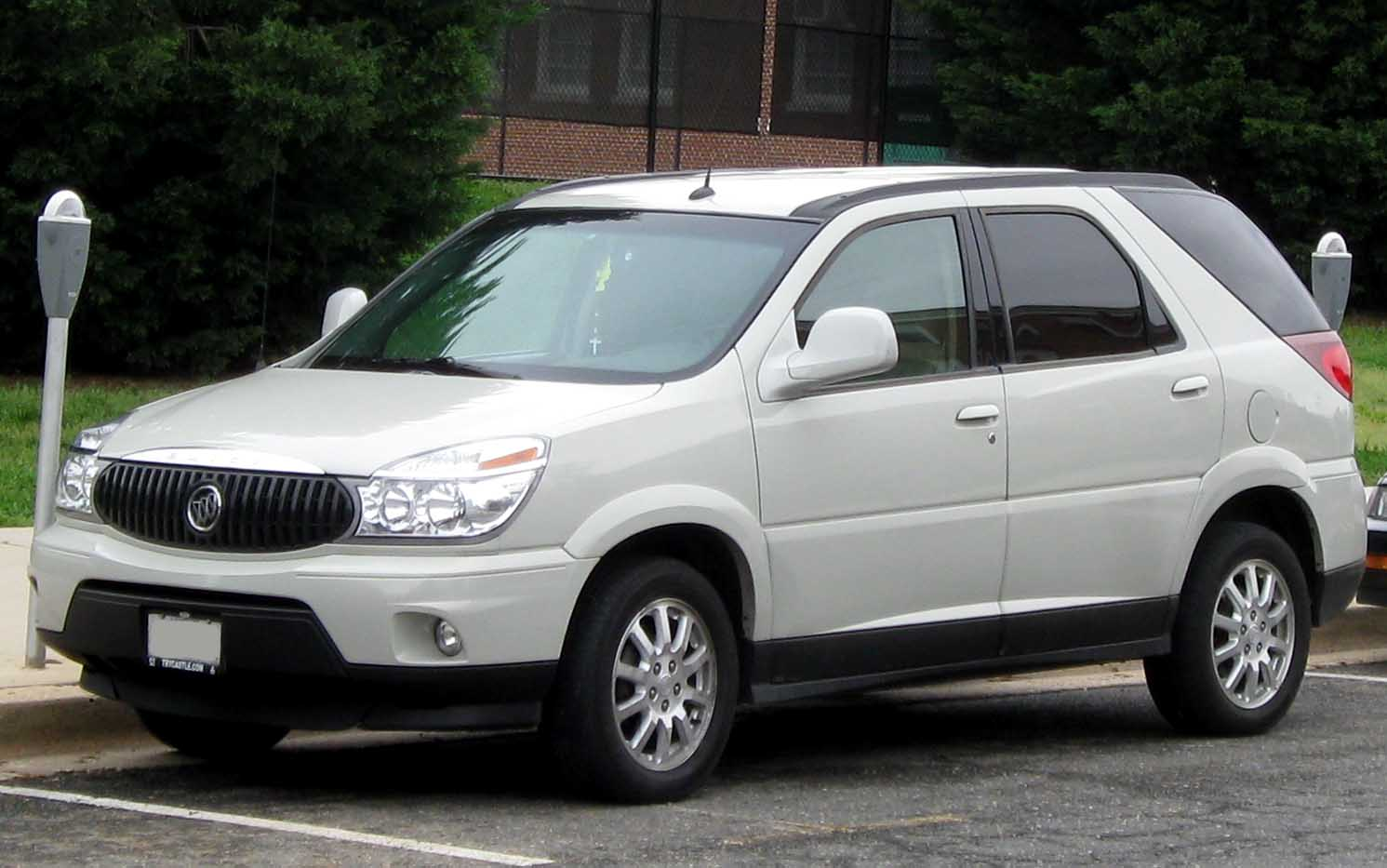 2005 Buick Rendezvous Pictures Information And Specs