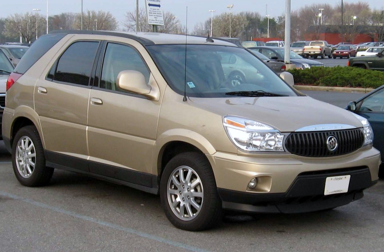 buick rendezvous images #4