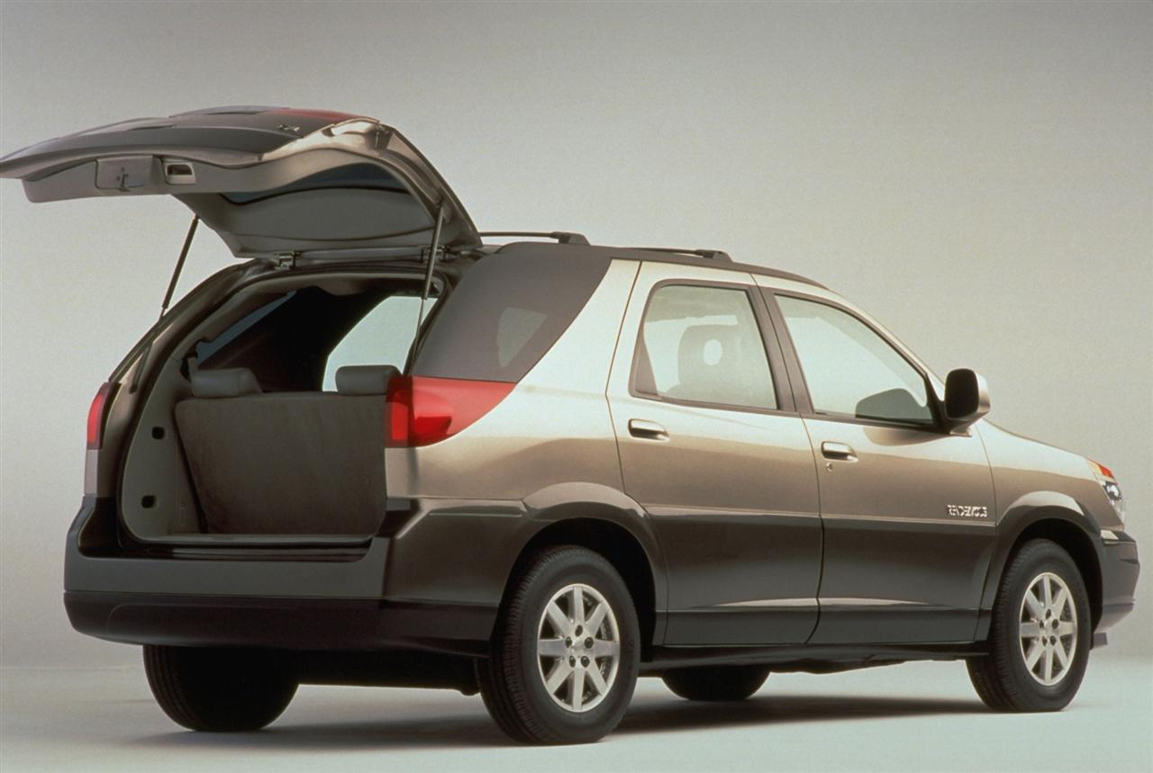 buick rendezvous images #12