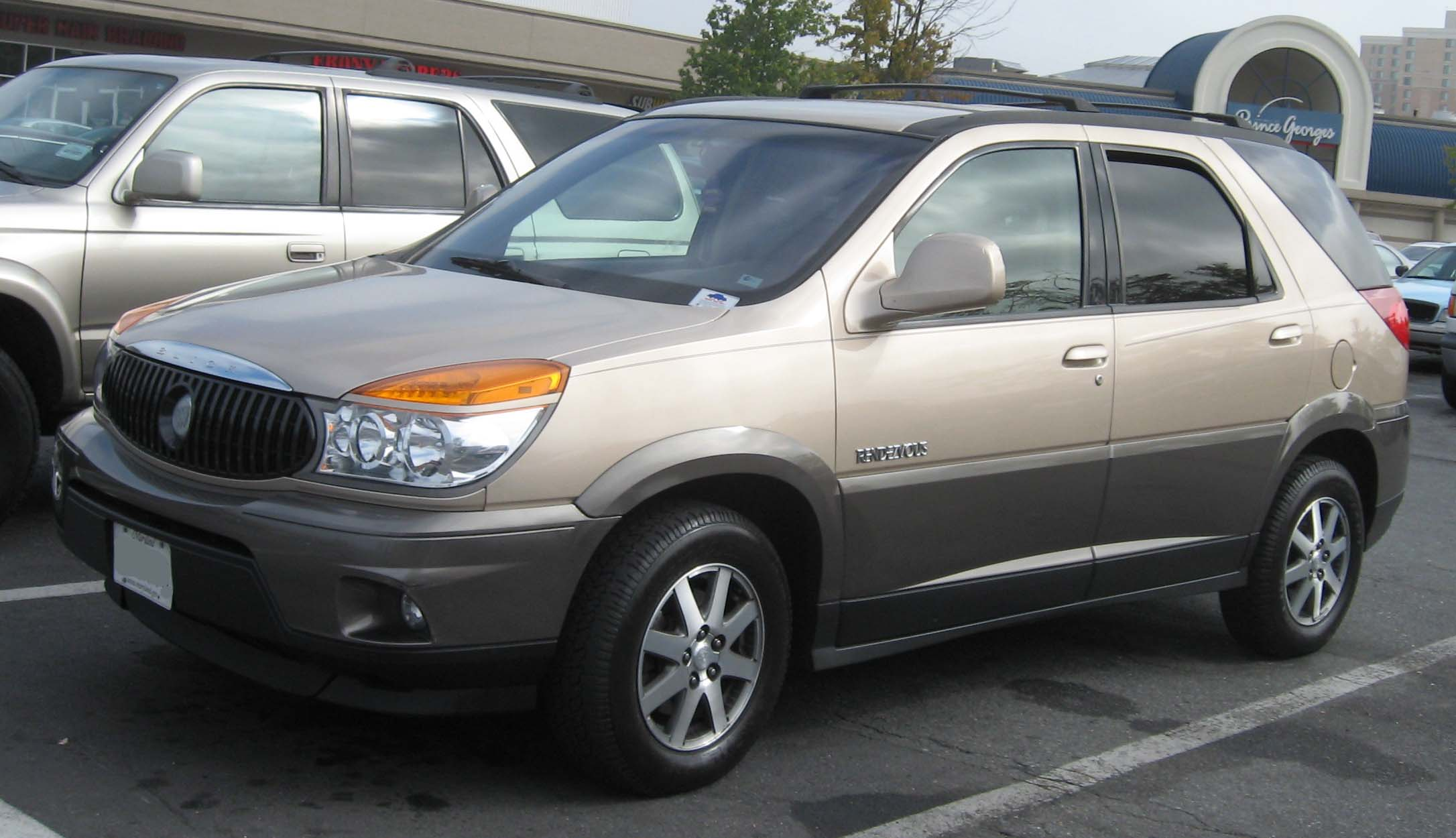 buick rendezvous seriess #3