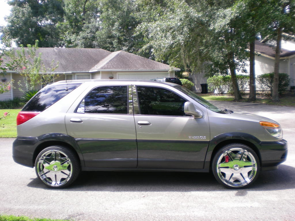 buick rendezvous seriess #11