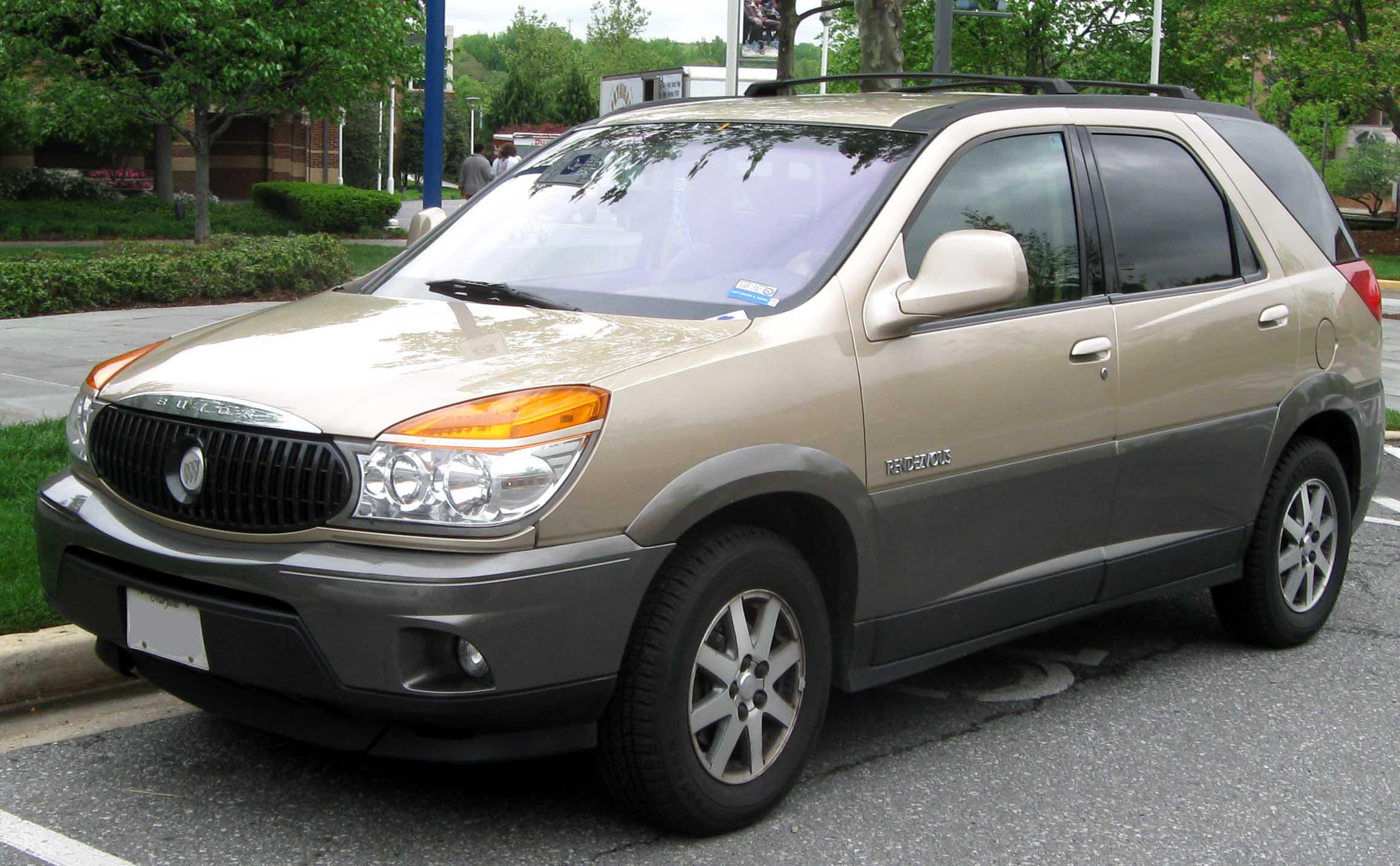 buick rendezvous wallpaper