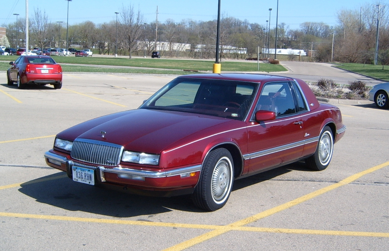1994 Buick Riviera Pictures Information And Specs
