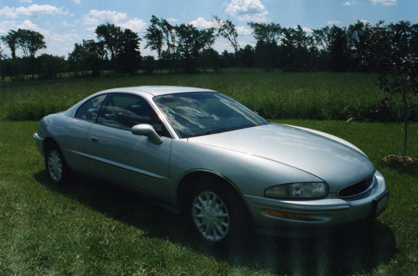 buick riviera 1995 images #12
