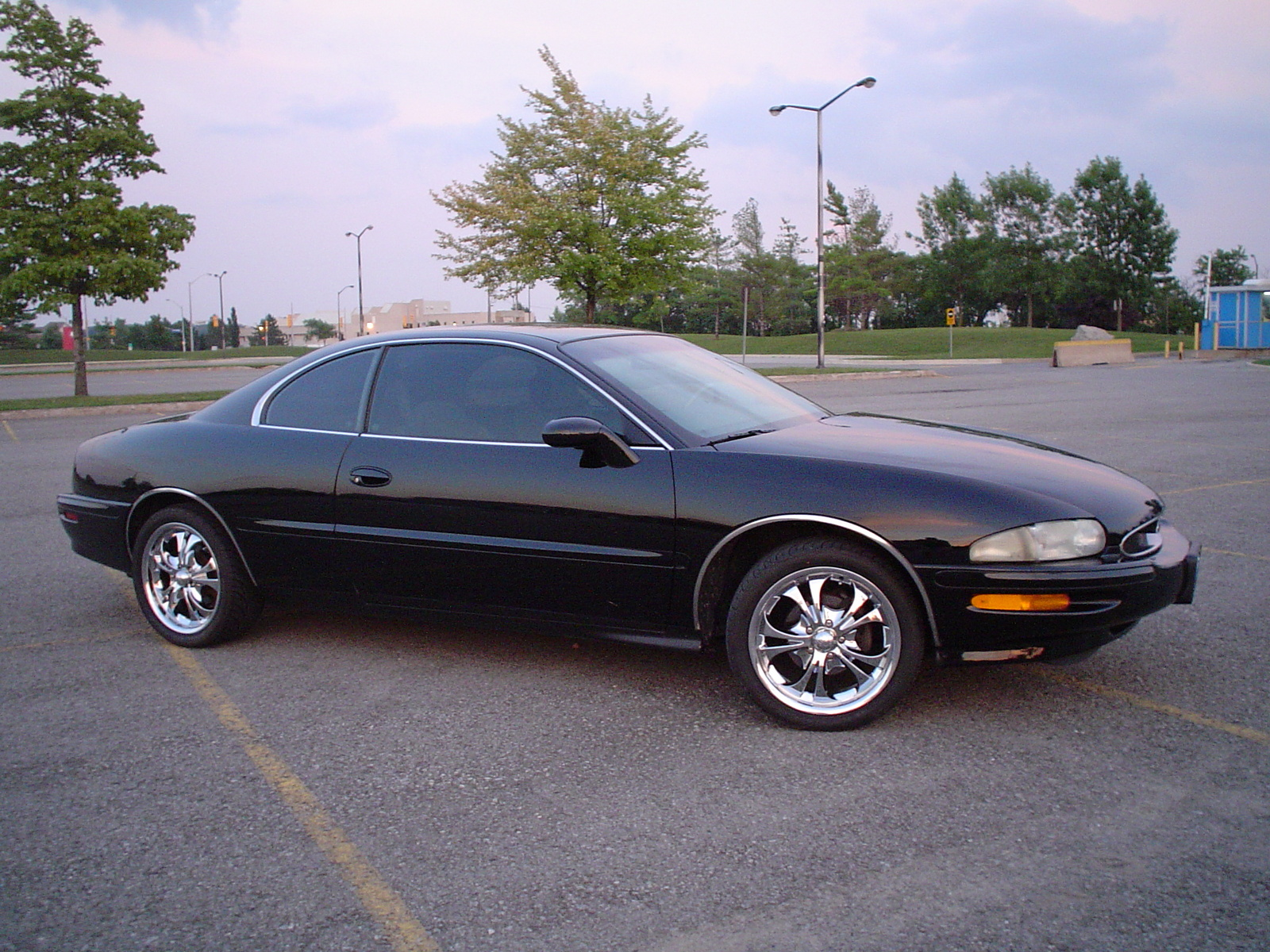 buick riviera 1995 pictures #7