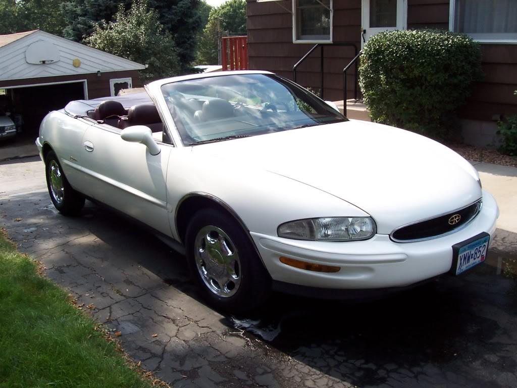 buick riviera 1995 pictures #15