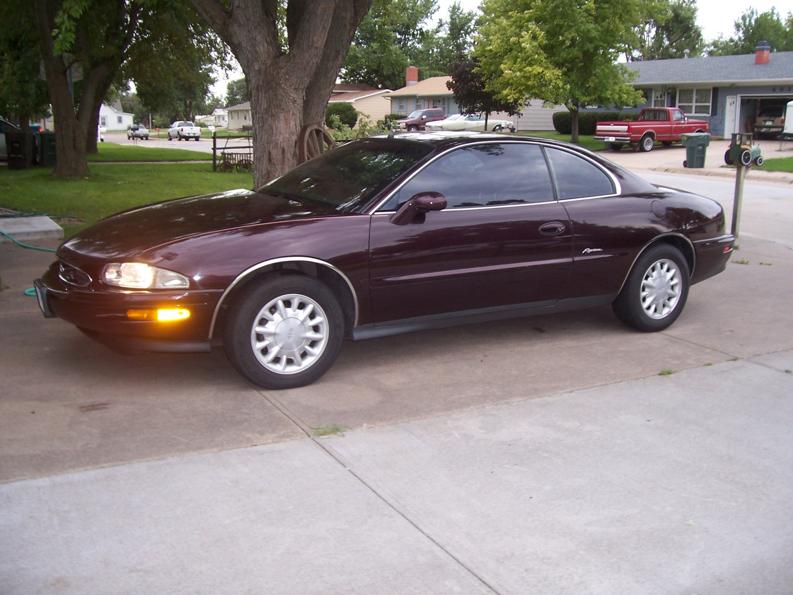 buick riviera 1996 images #13