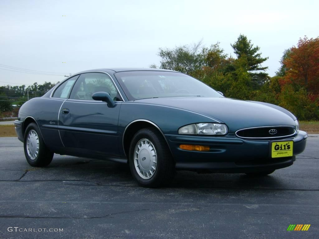 buick riviera 1996 pictures #8