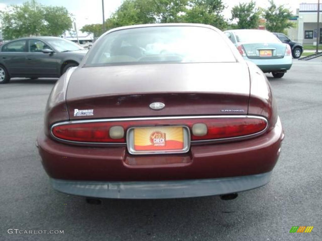 buick riviera 1998 pictures #10