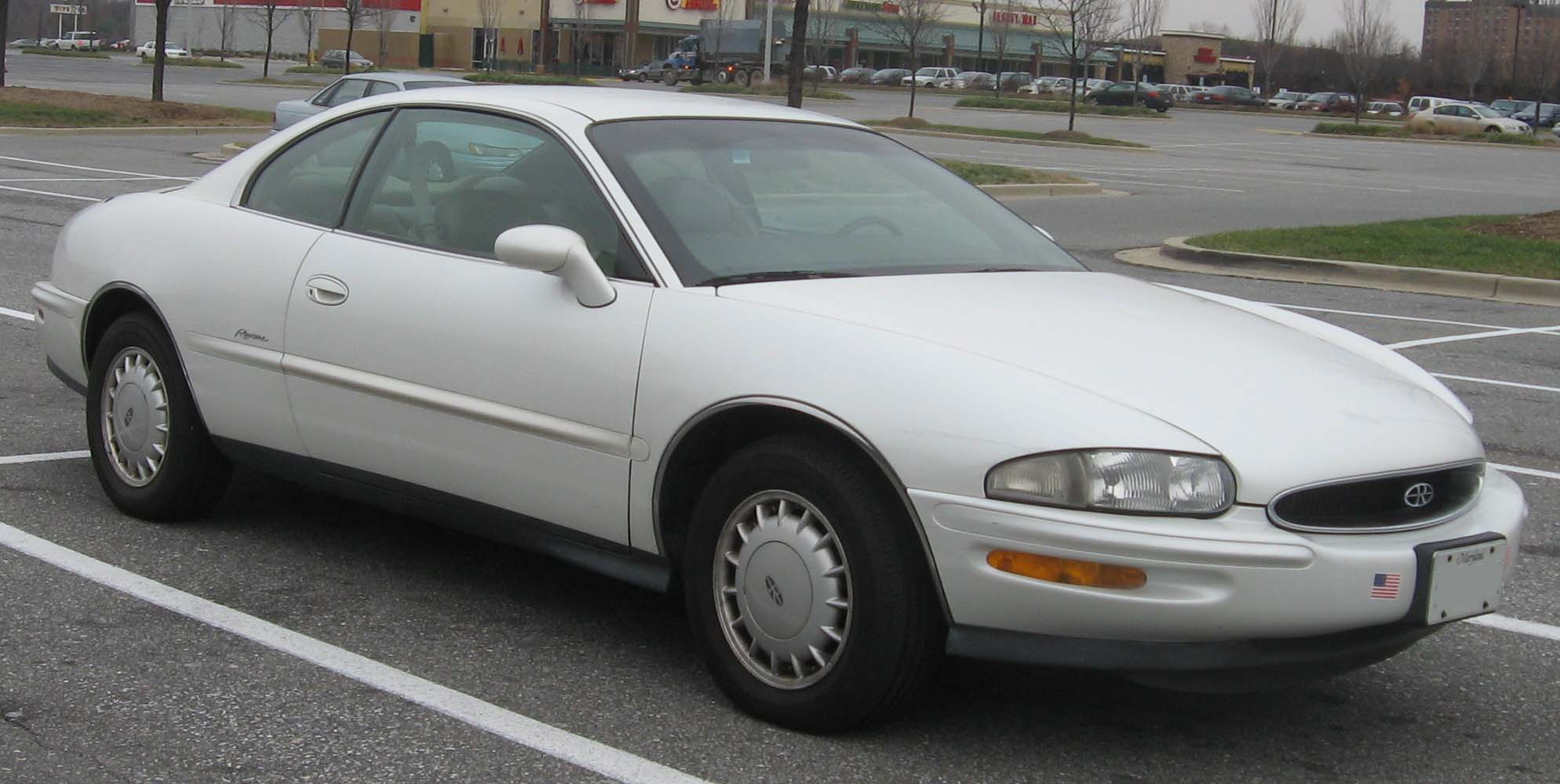 1999 Buick Riviera   pictures, information and specs - Auto