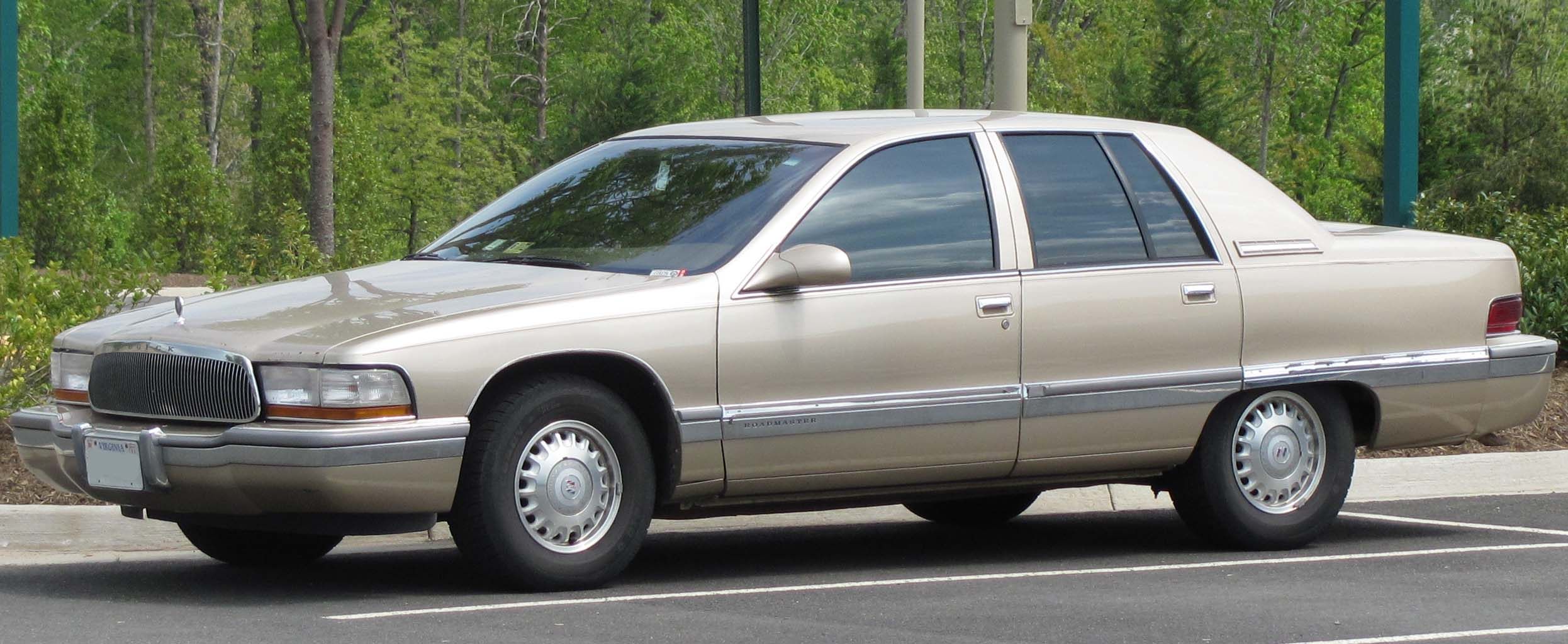 buick roadmaster 1991 wallpaper