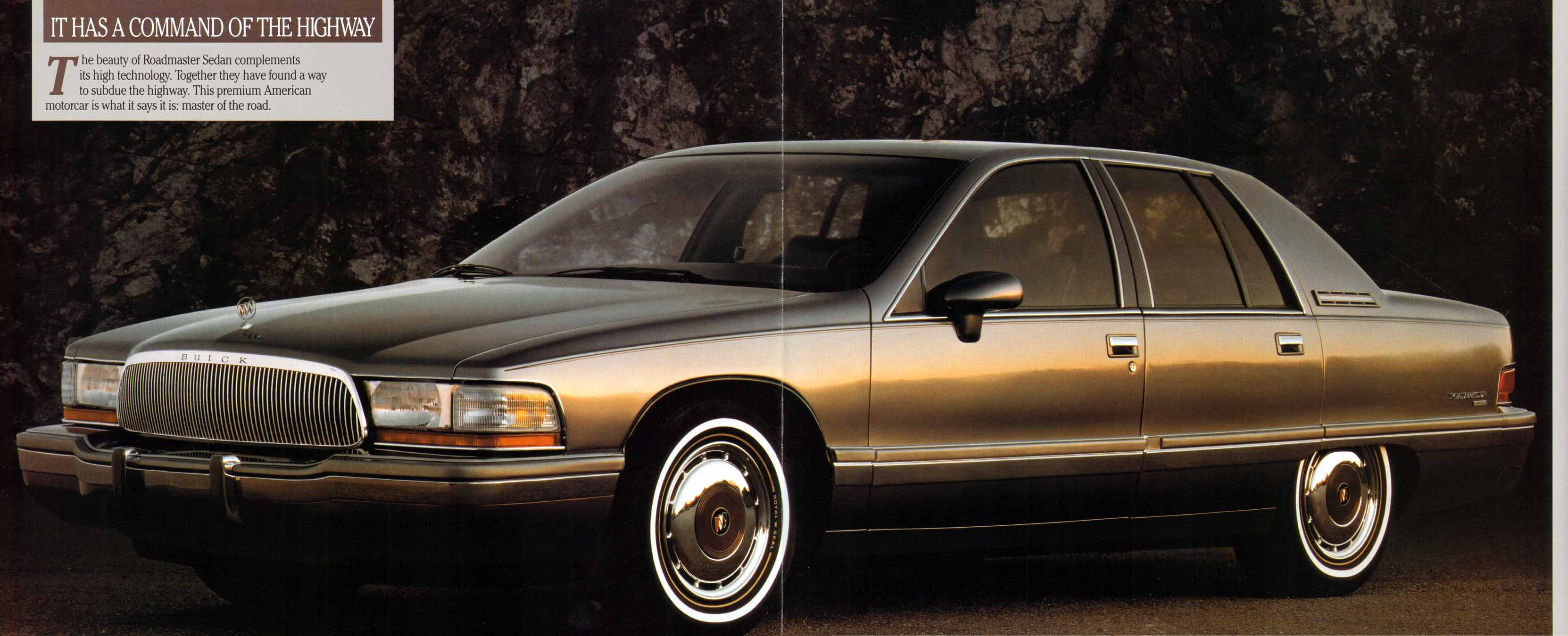 1992 Buick Roadmaster Pictures Information And Specs