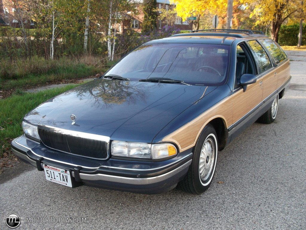 1994 buick roadmaster pictures information and specs. Cars Review. Best American Auto & Cars Review