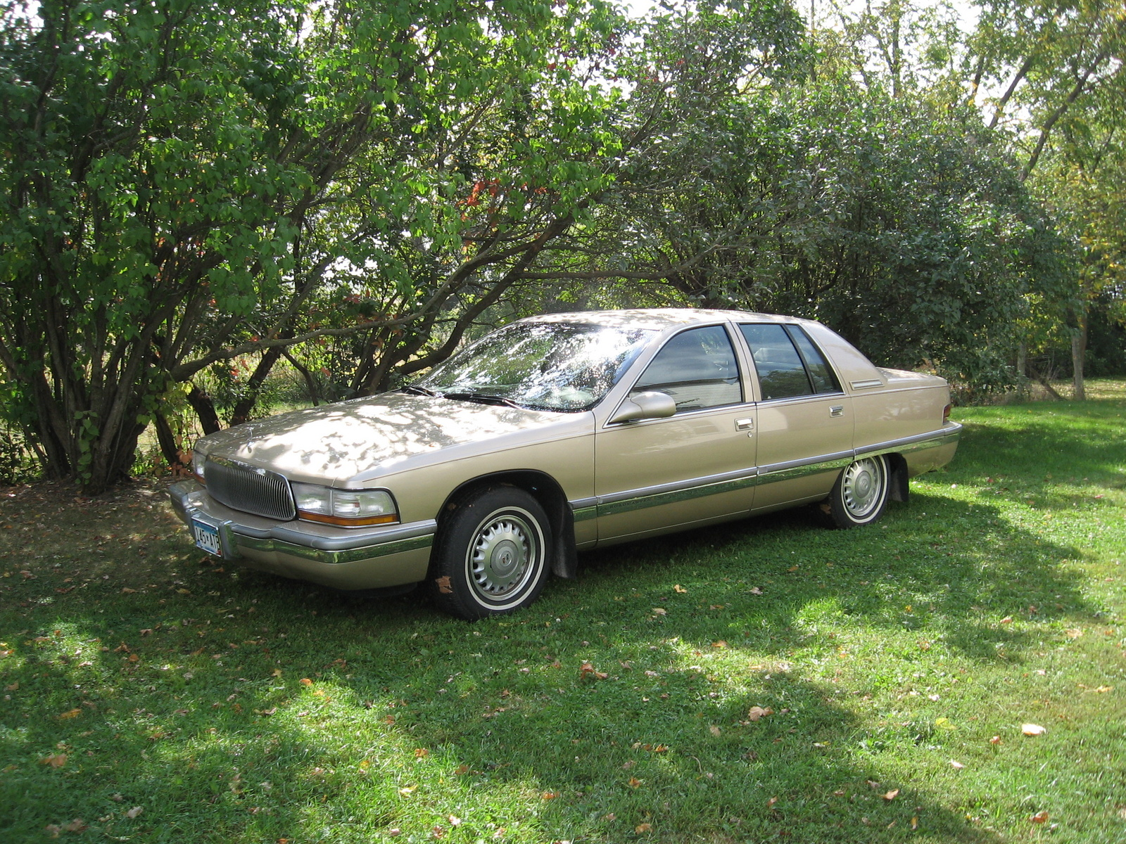 buick roadmaster 1995 models