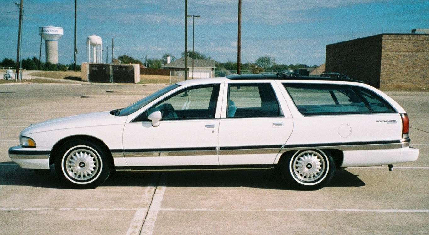 1994 Buick Roadmaster Wagon Pictures Information And Specs Auto 94 96 Models 1
