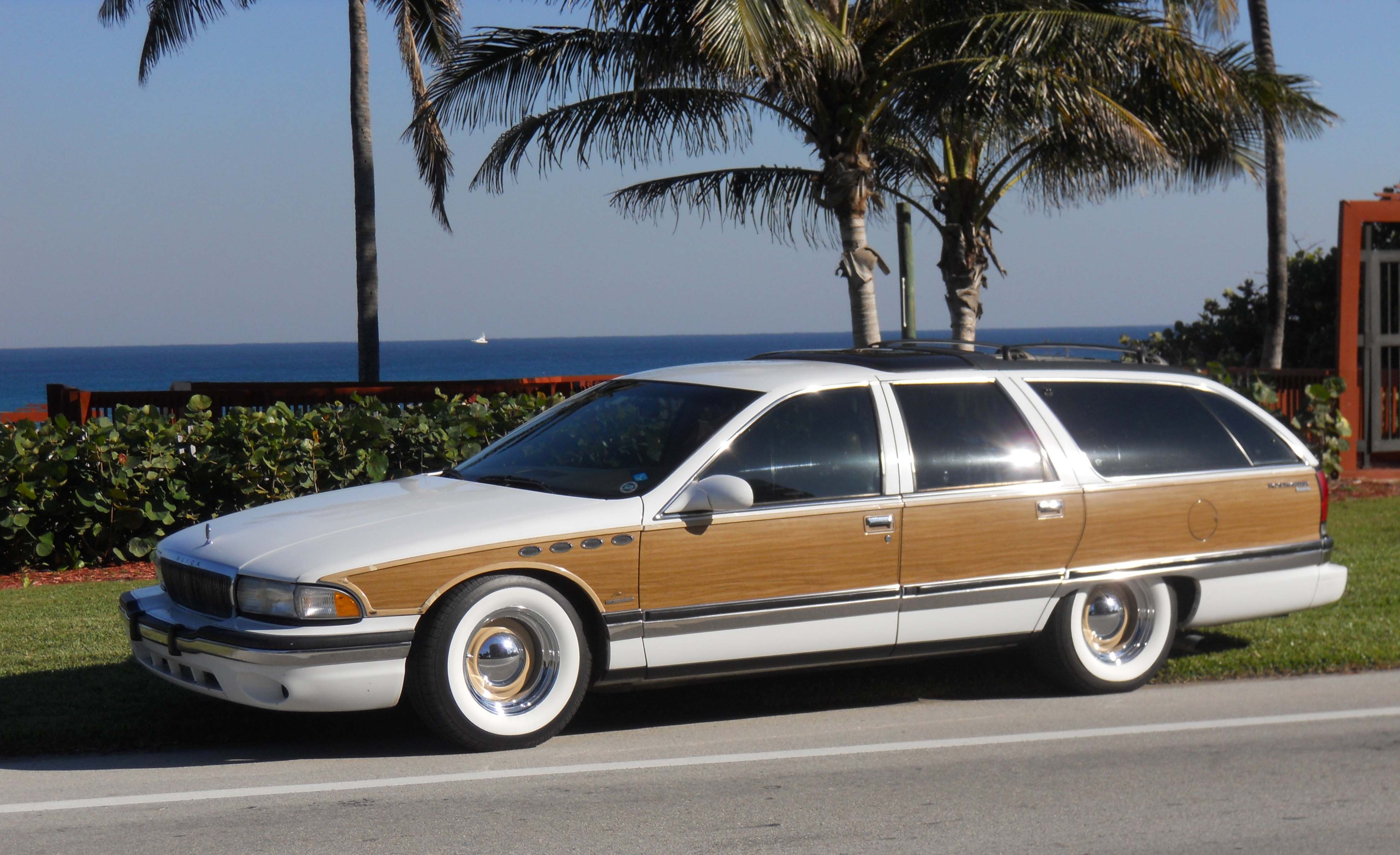 1995 Buick Roadmaster Wagon Pictures Information And Specs Auto Database Com