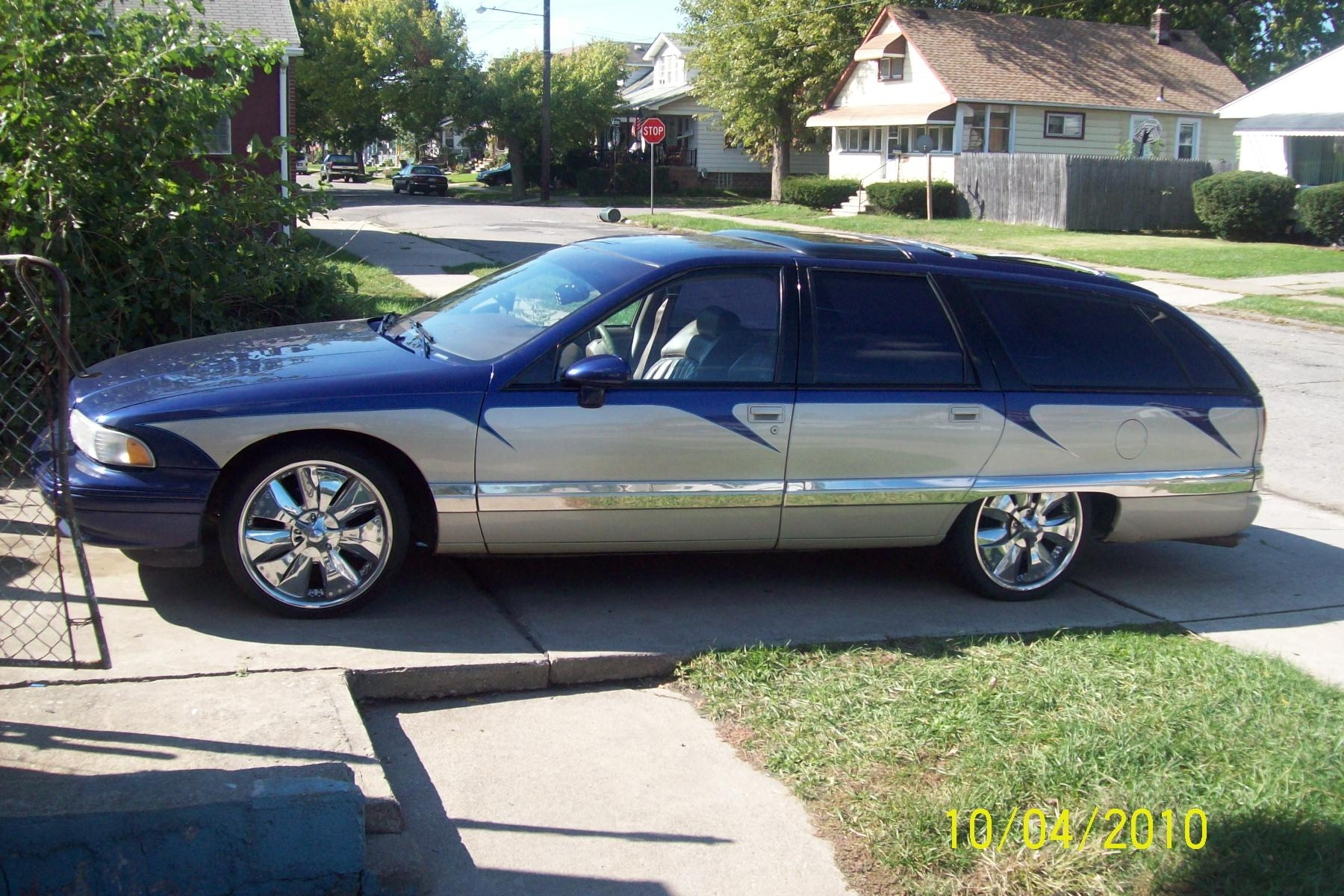 1995 Buick Roadmaster Wagon Pictures Information And Specs Auto 94 96 Wallpaper 12