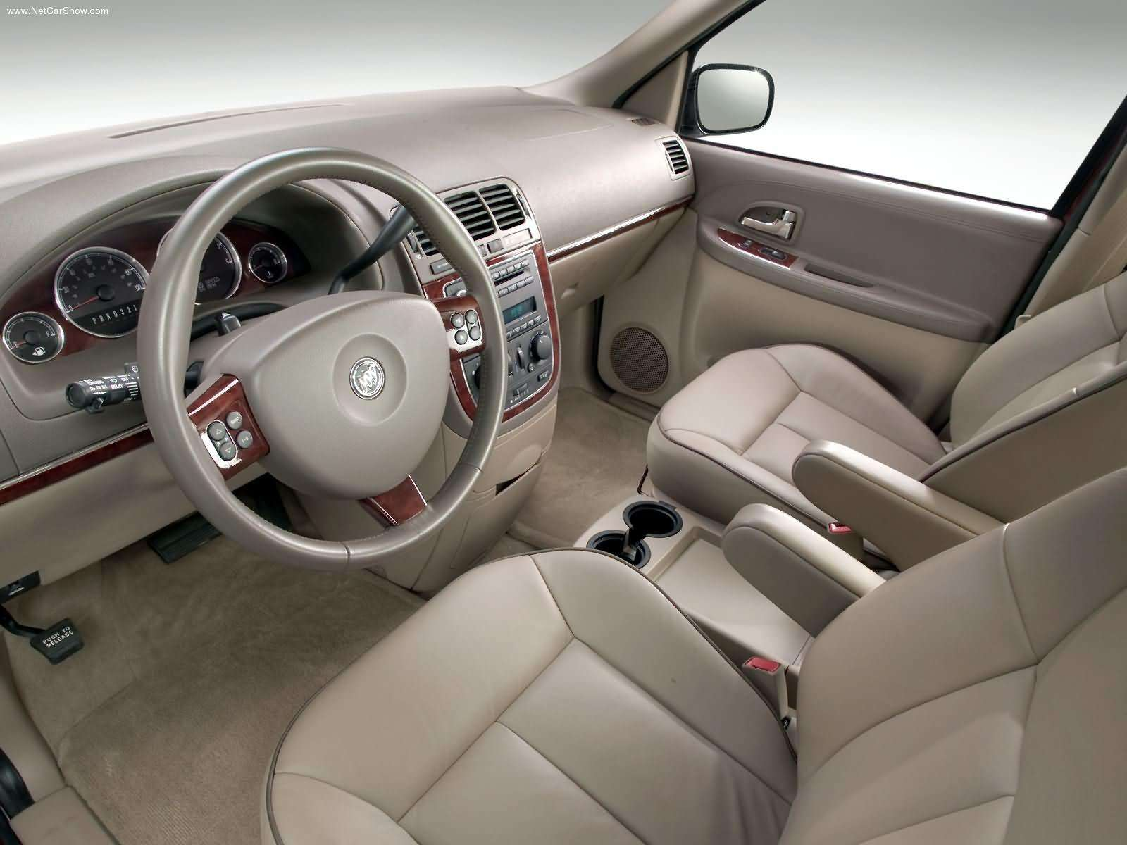 buick terraza images #5