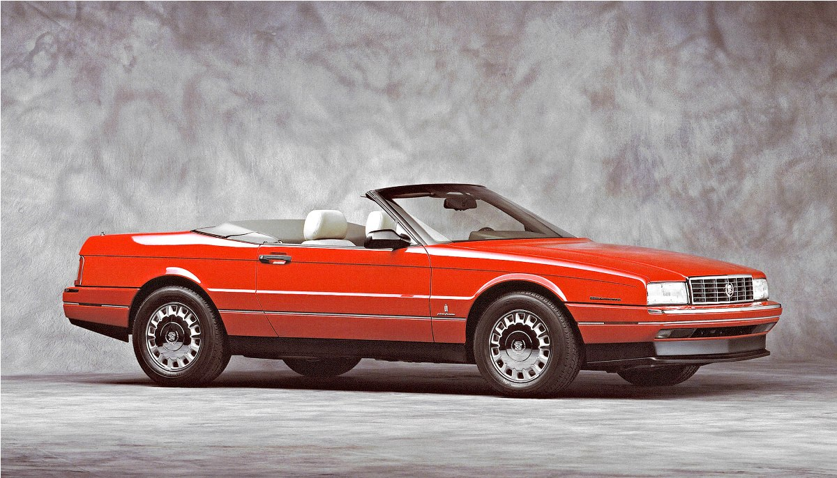 cadillac allante wallpaper