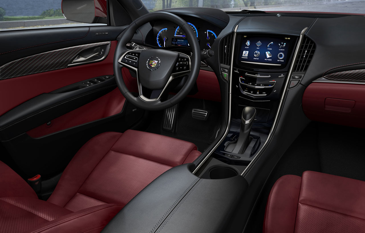 cadillac ats pictures #5