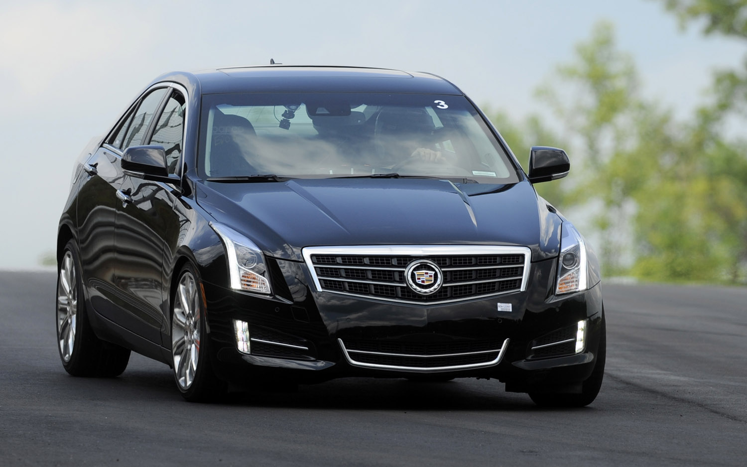 cadillac ats pictures
