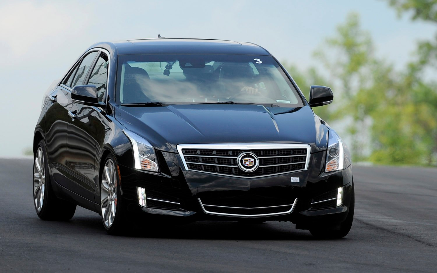 cadillac ats pictures #13