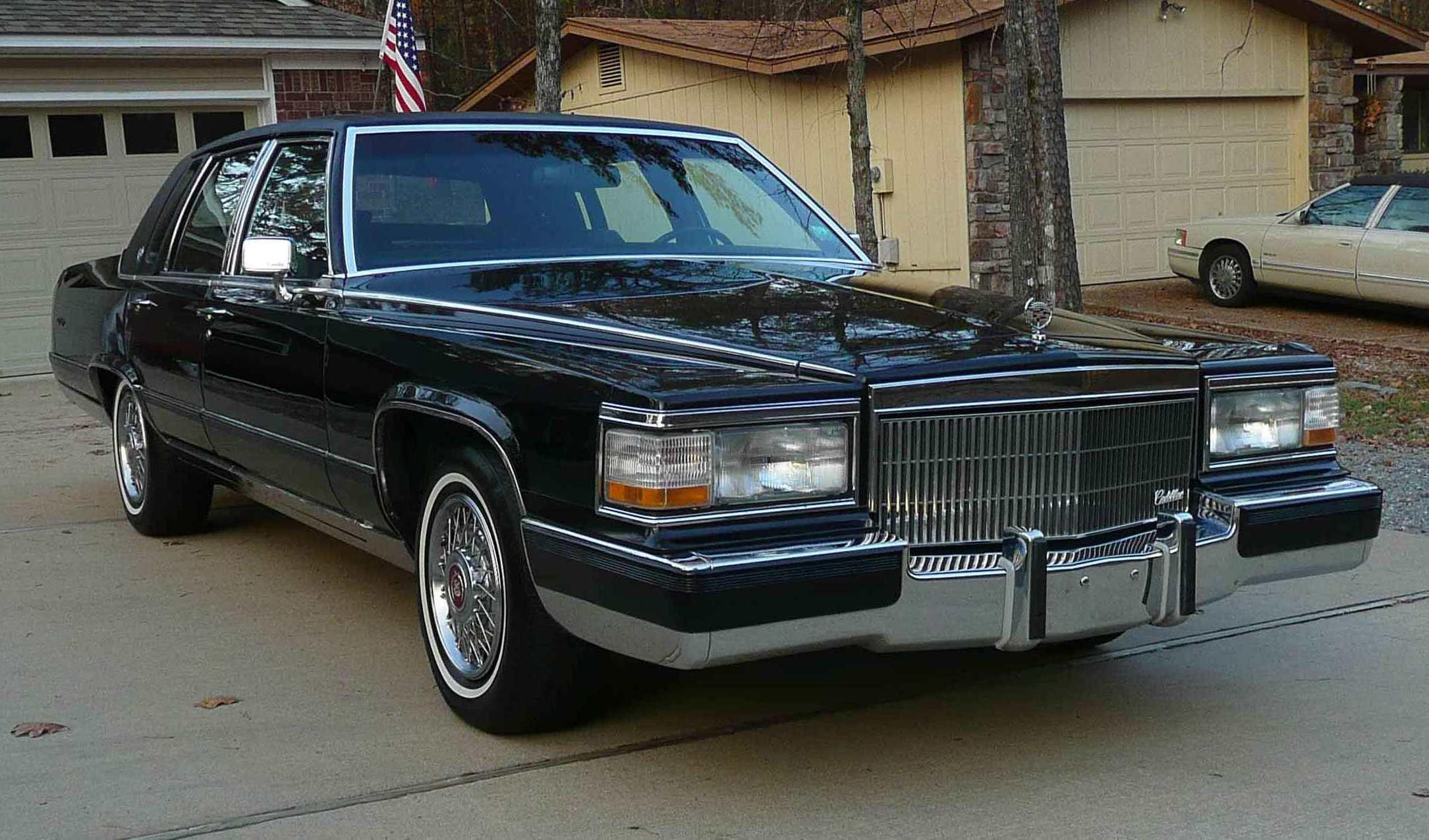 cadillac brougham images #12