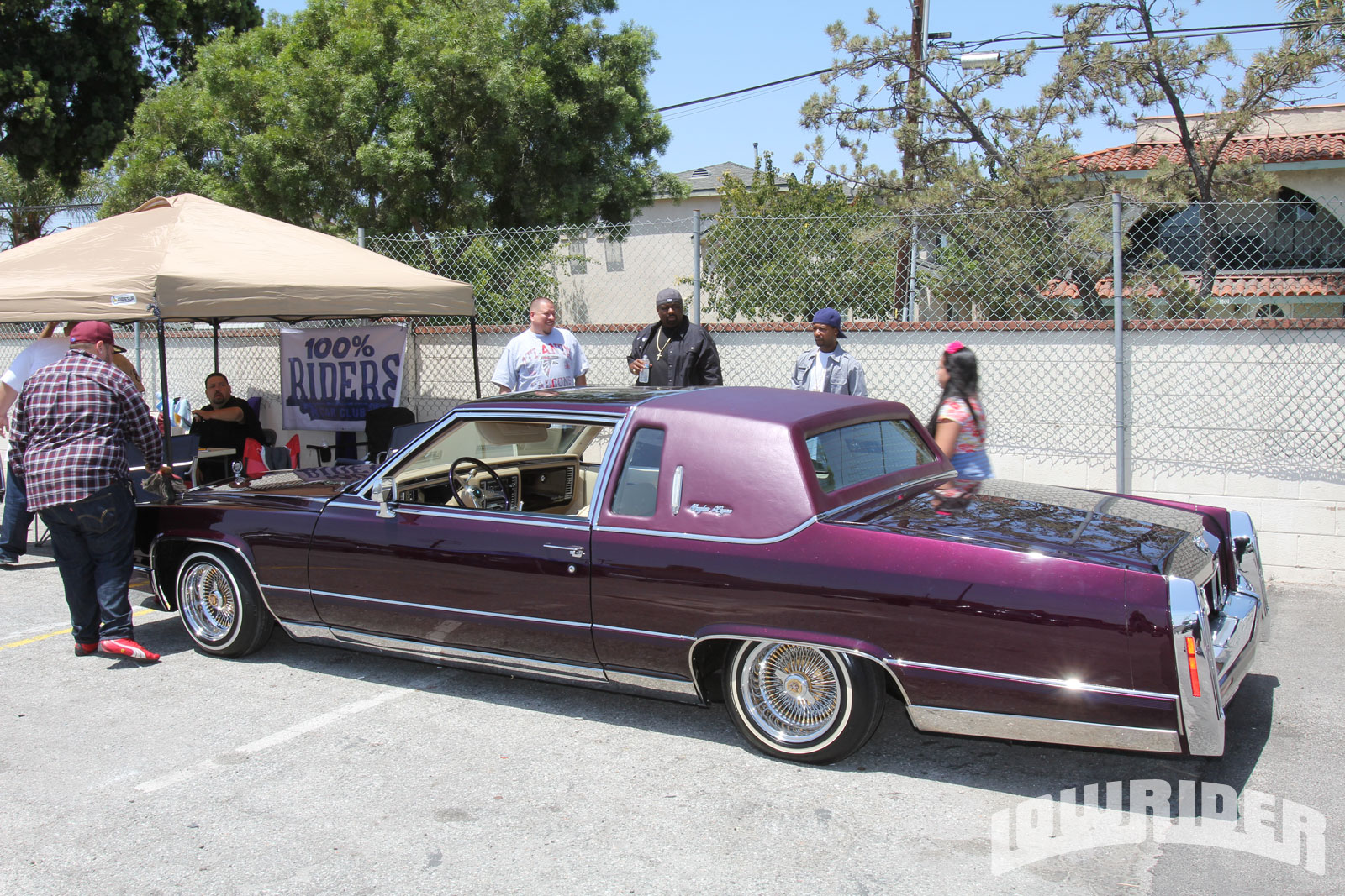cadillac brougham pictures