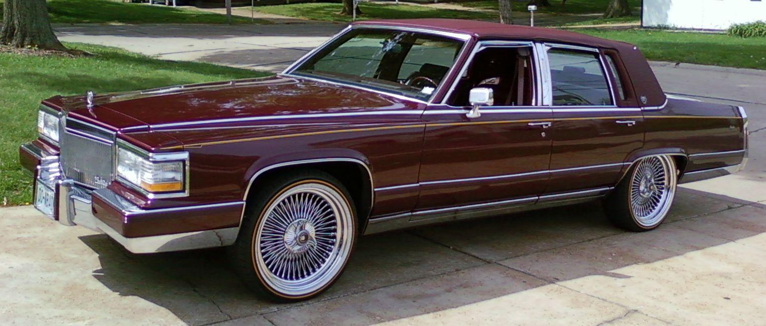 cadillac brougham pictures #15