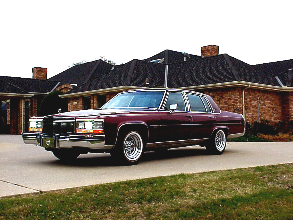 cadillac brougham wallpaper #5