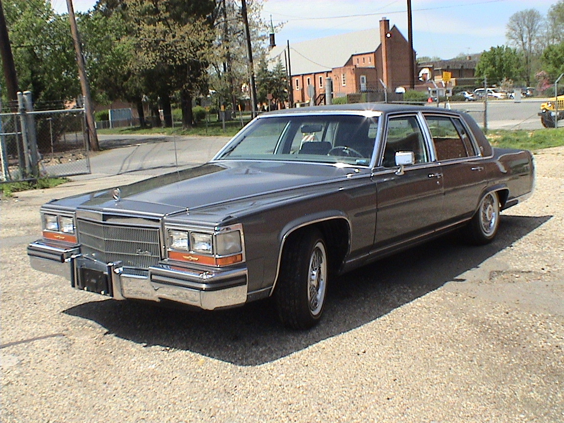 cadillac brougham wallpaper #13