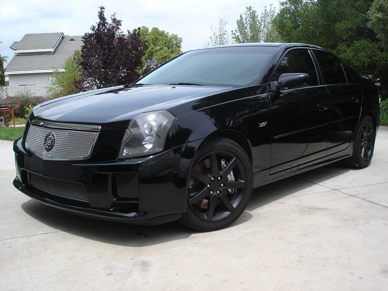 cadillac cts 2005 images