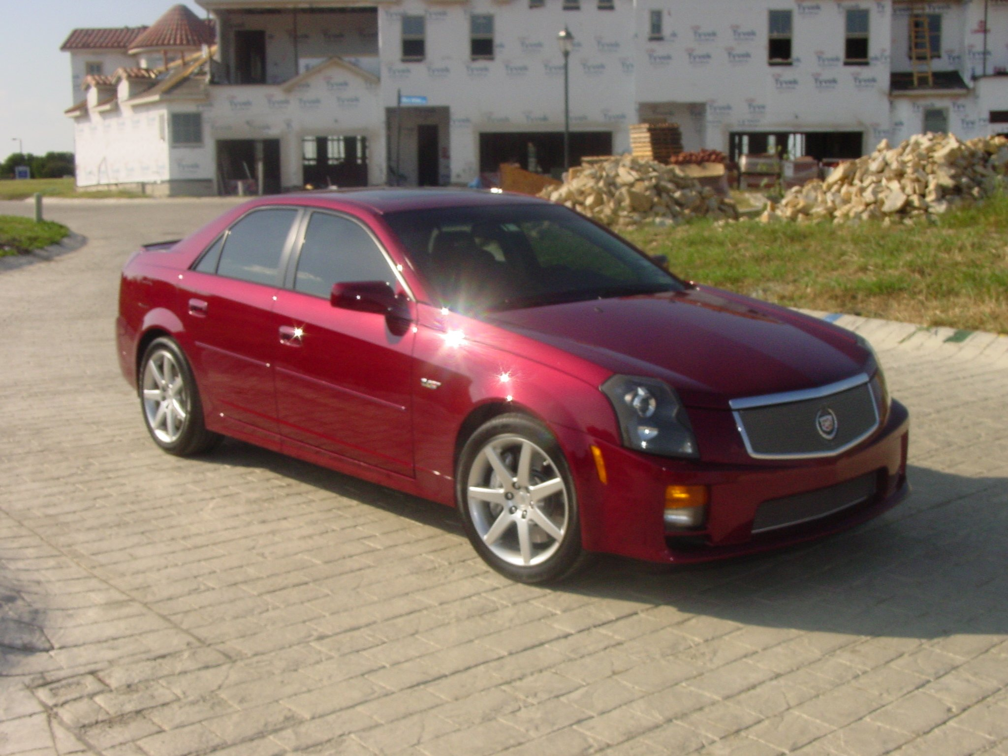 cadillac cts 2005 pictures