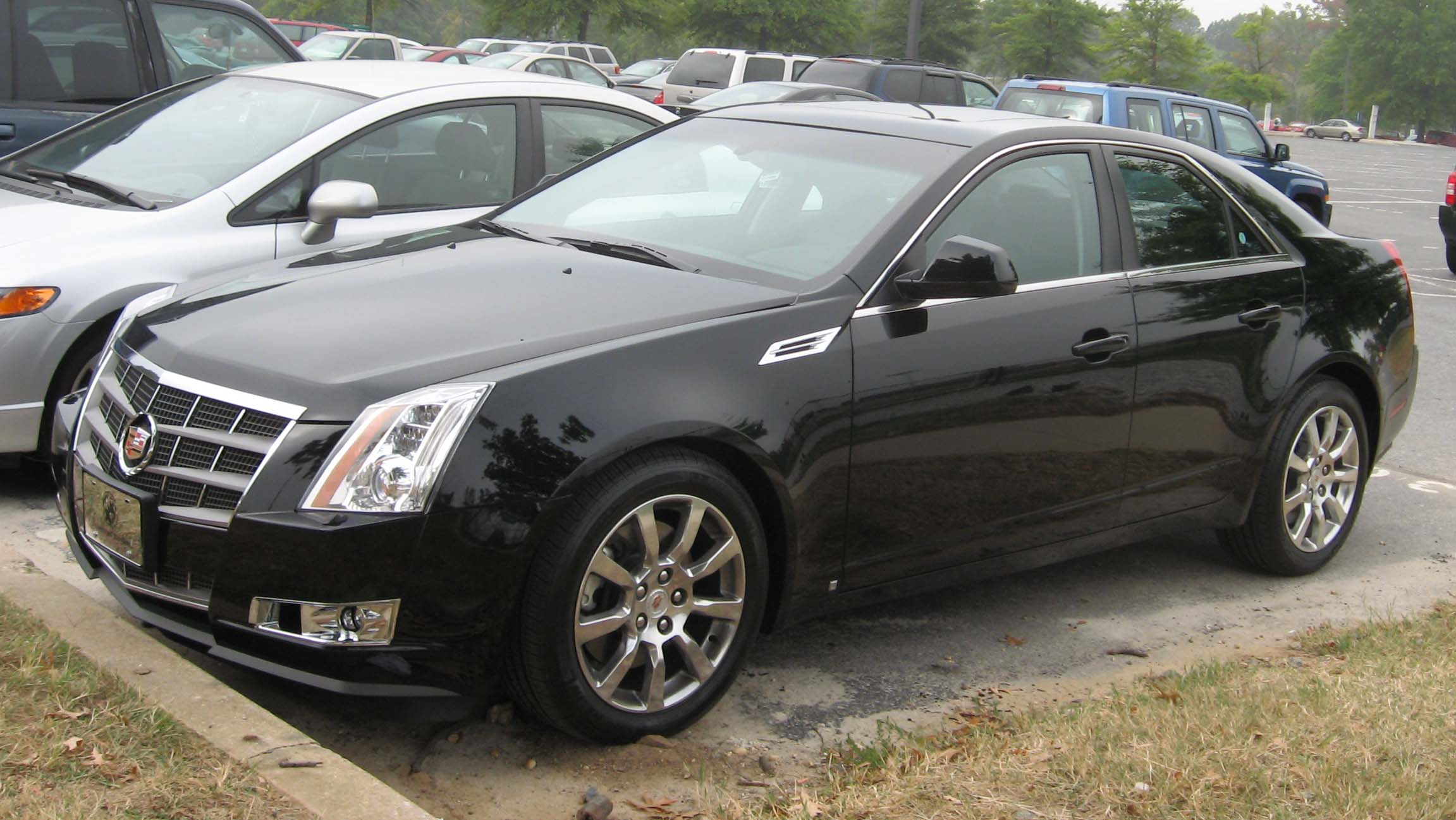 cadillac cts 2008 2009 pictures #5