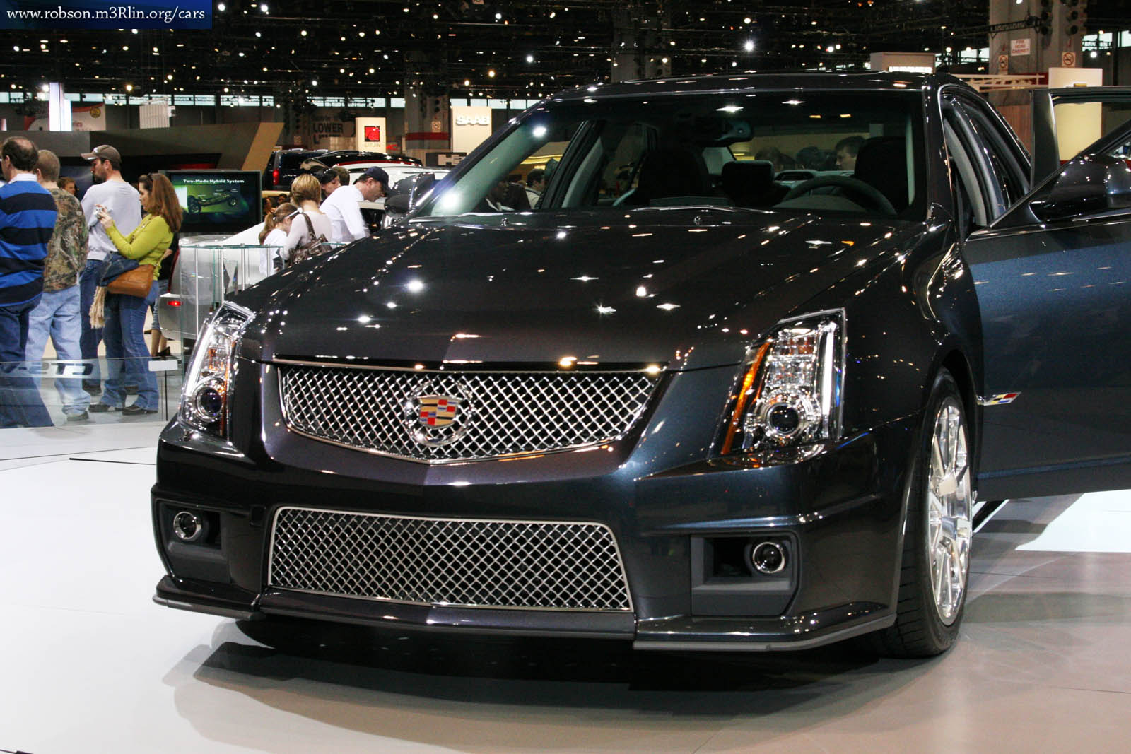 cadillac cts 2008 2009 pictures #13